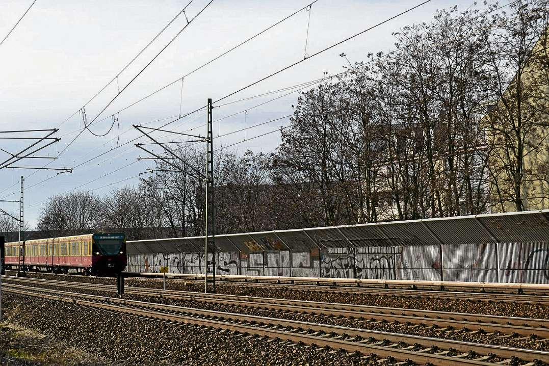 Bahn baut Lärmschutz nur für Altbauten