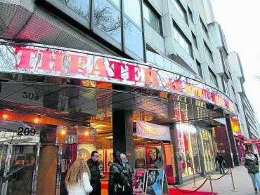 Theater am Prachtboulevard