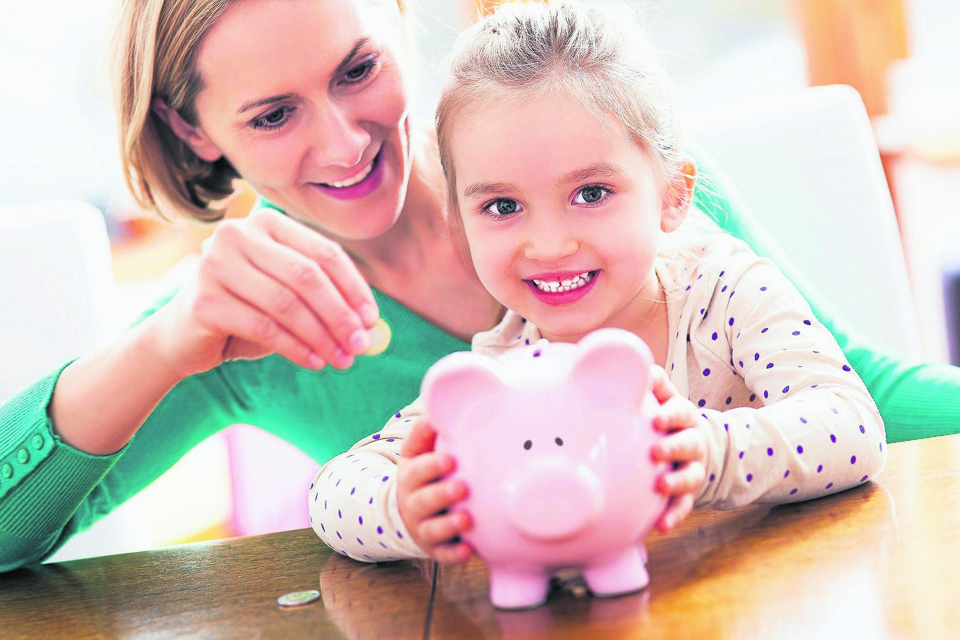 Sparen geht ganz einfach