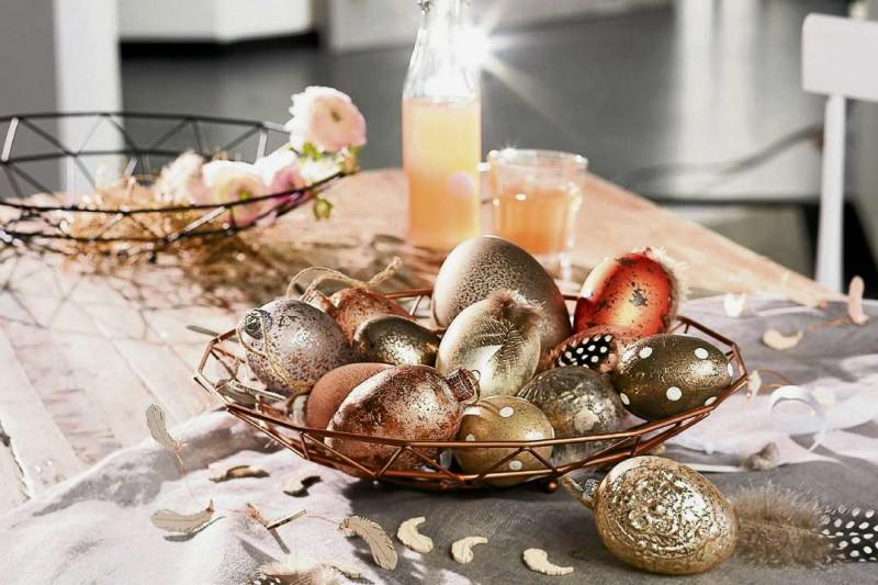Dekorieren zu Ostern