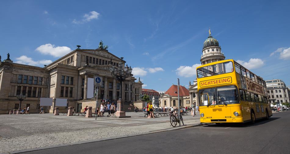 So können Berliner ihre Stadt erkunden