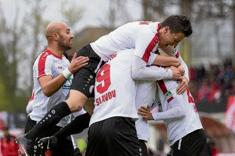 Die dritte Kraft im Berliner Fußball