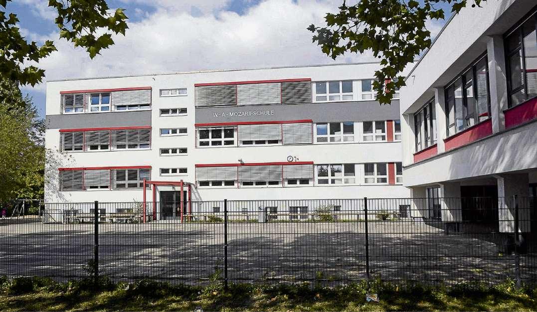 Neue Eskapaden an der Mozart-Schule