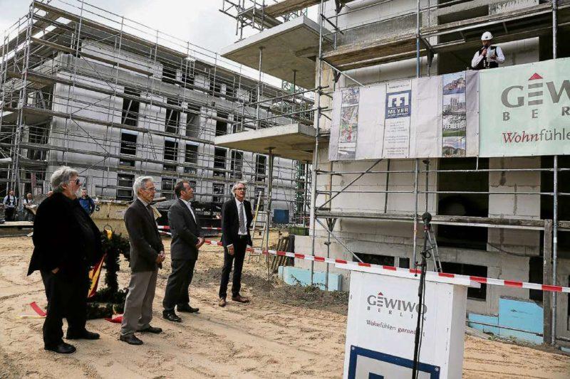Reinickendorf beschleunigt seine Bauverfahren