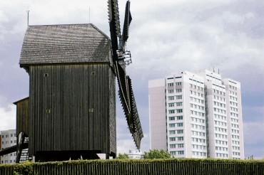 (K)ein Kampf gegen Windmühlen