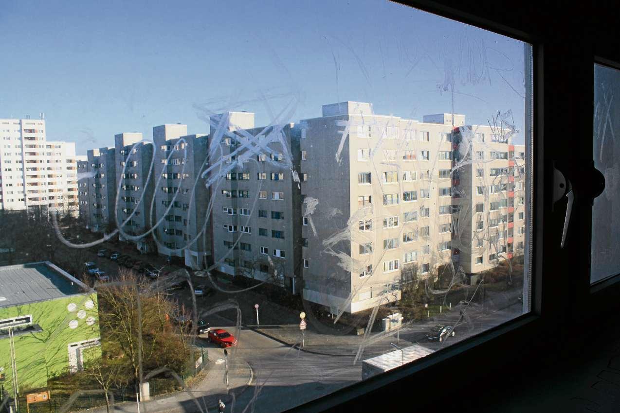 Wohnen in Spandaus Schmuddelhäusern