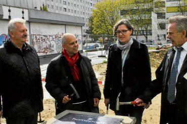 Lichtenbergs neue Studentenstadt