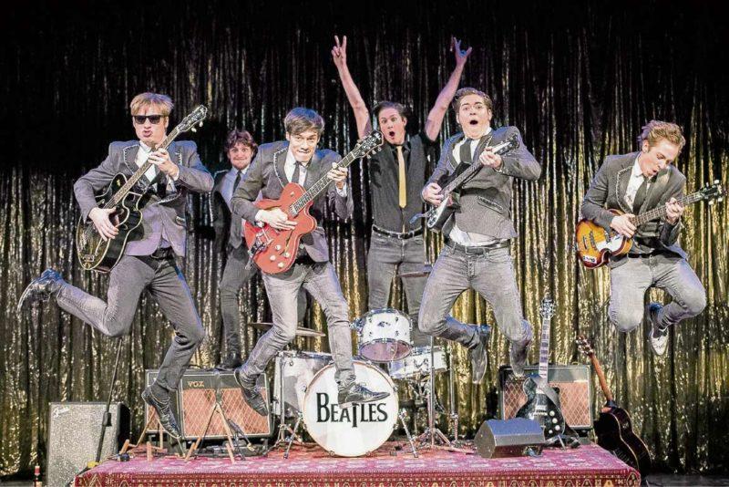 Beatles-Sound am Kurfüstendamm