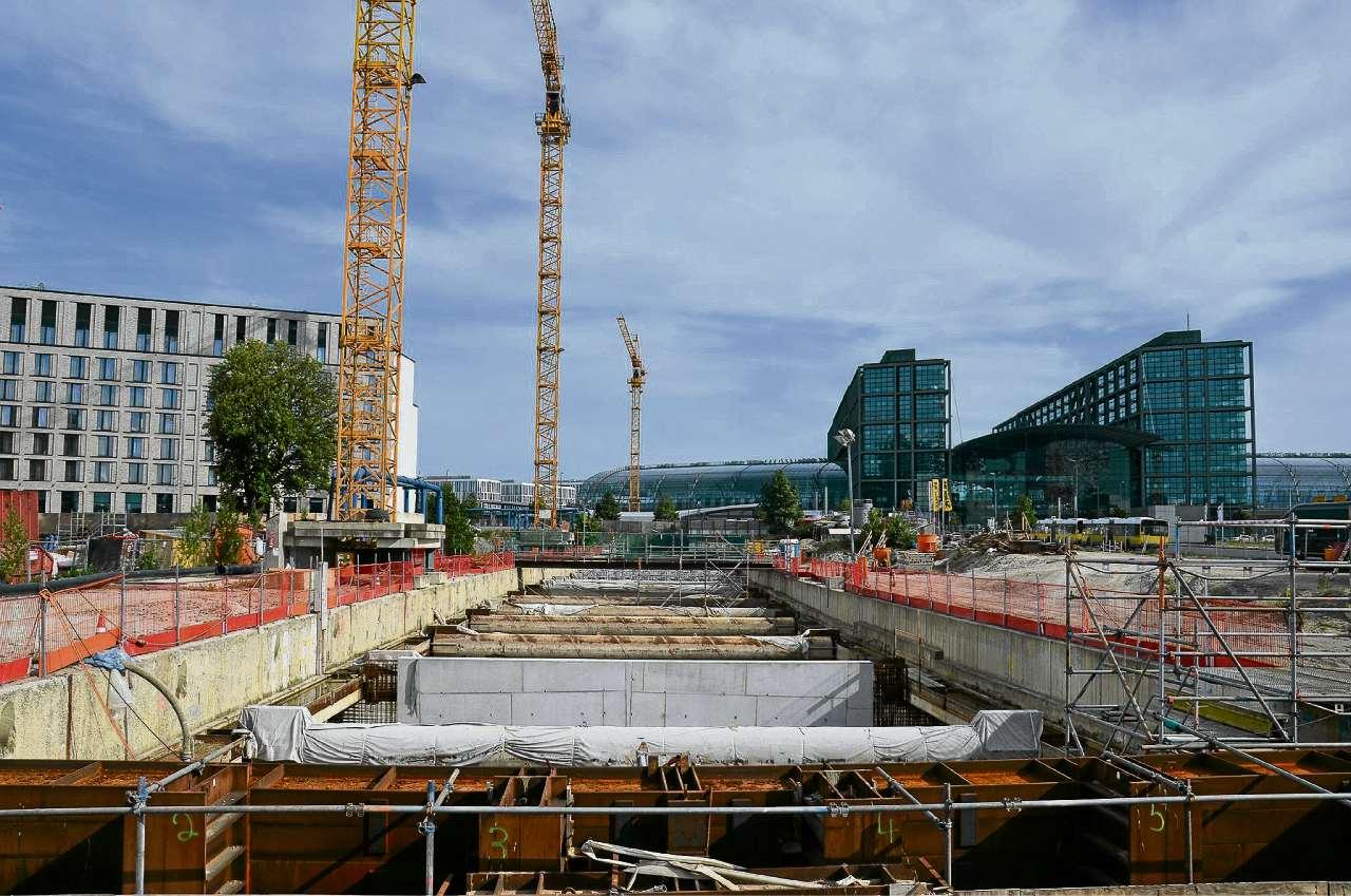 S-Bahn-Projekt 21 geht baden