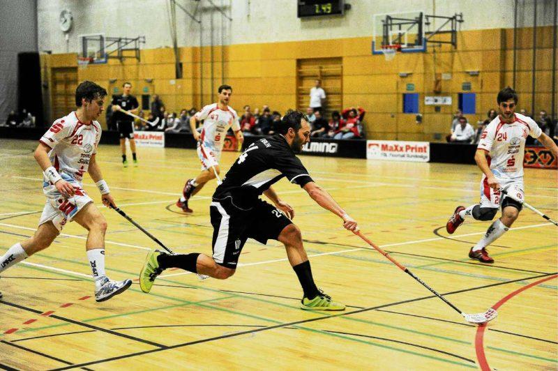 Floorball auf Spitzenniveau