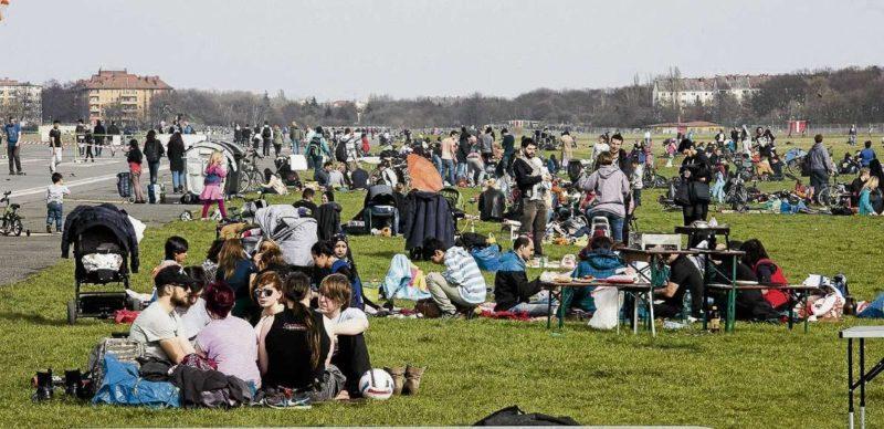 So planen die Berliner das Tempelhofer Feld