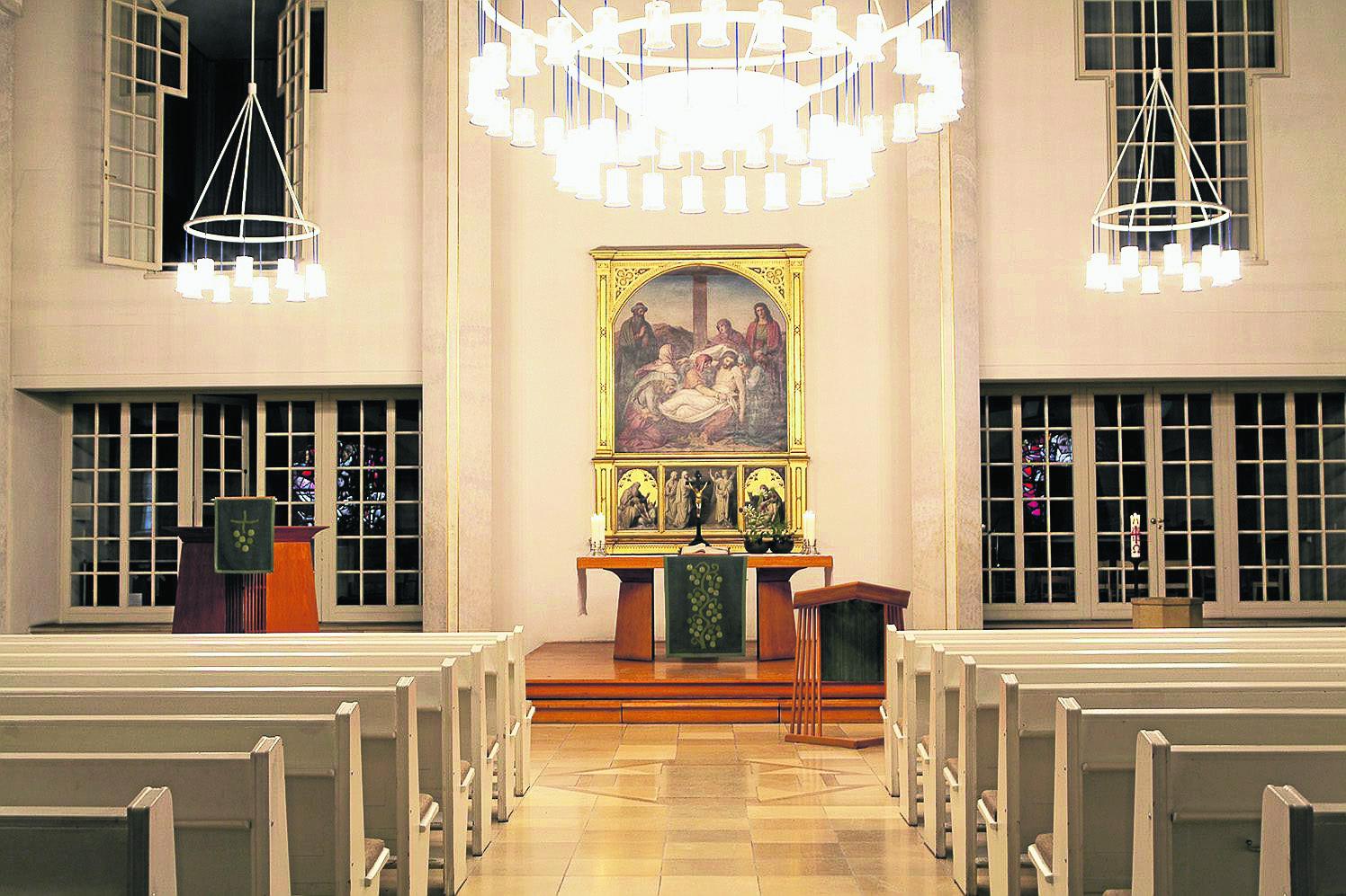 300 Jahre Luisenkirche