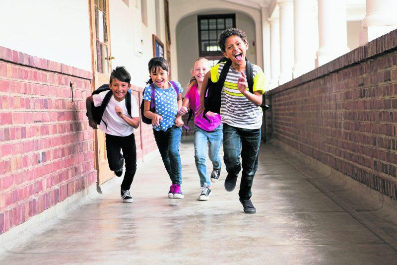Der Run auf die Schulen