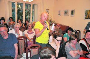 BM Kandidaten Stille Straße Juni 2016 Bürgermeister