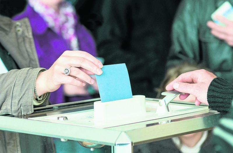 Im Testlauf ein Wahldebakel