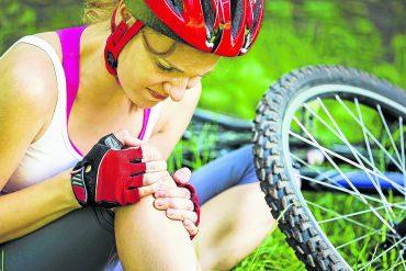 Hilfe bei Hautverletzungen
