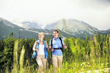 Gesund im Aktiv-Urlaub