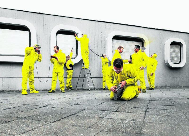 Puristischer Jazz zur Fete de la Musique in Tempelhof-Schöneberg
