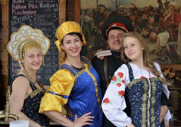 Zehnjähriges Jubiläum der Deutsch-Russischen Festtage