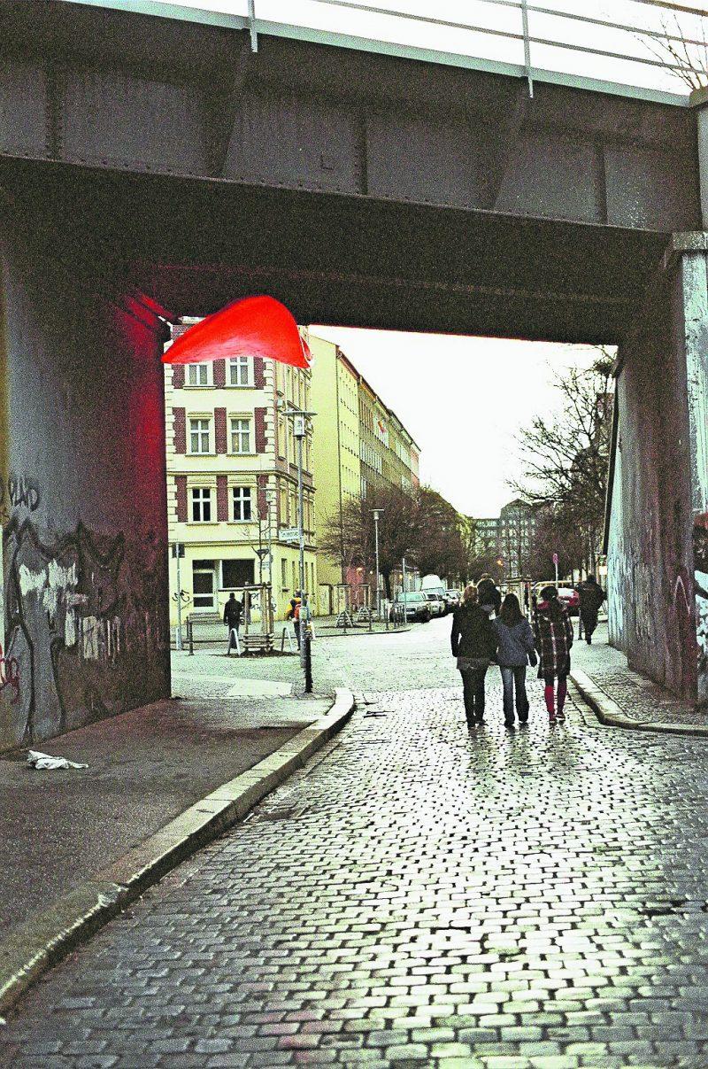 Bewegte Geschichte eines Stadtteils
