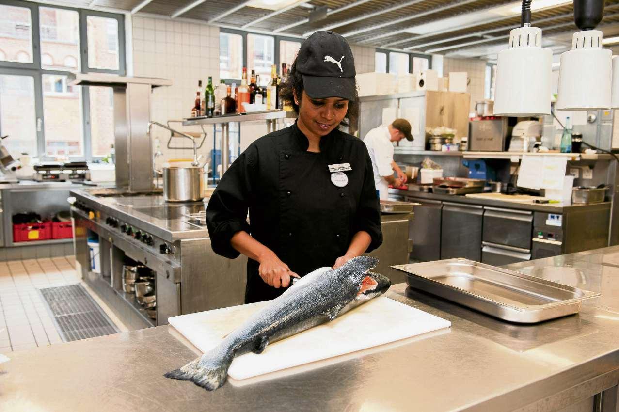 Integration in der Großküche
