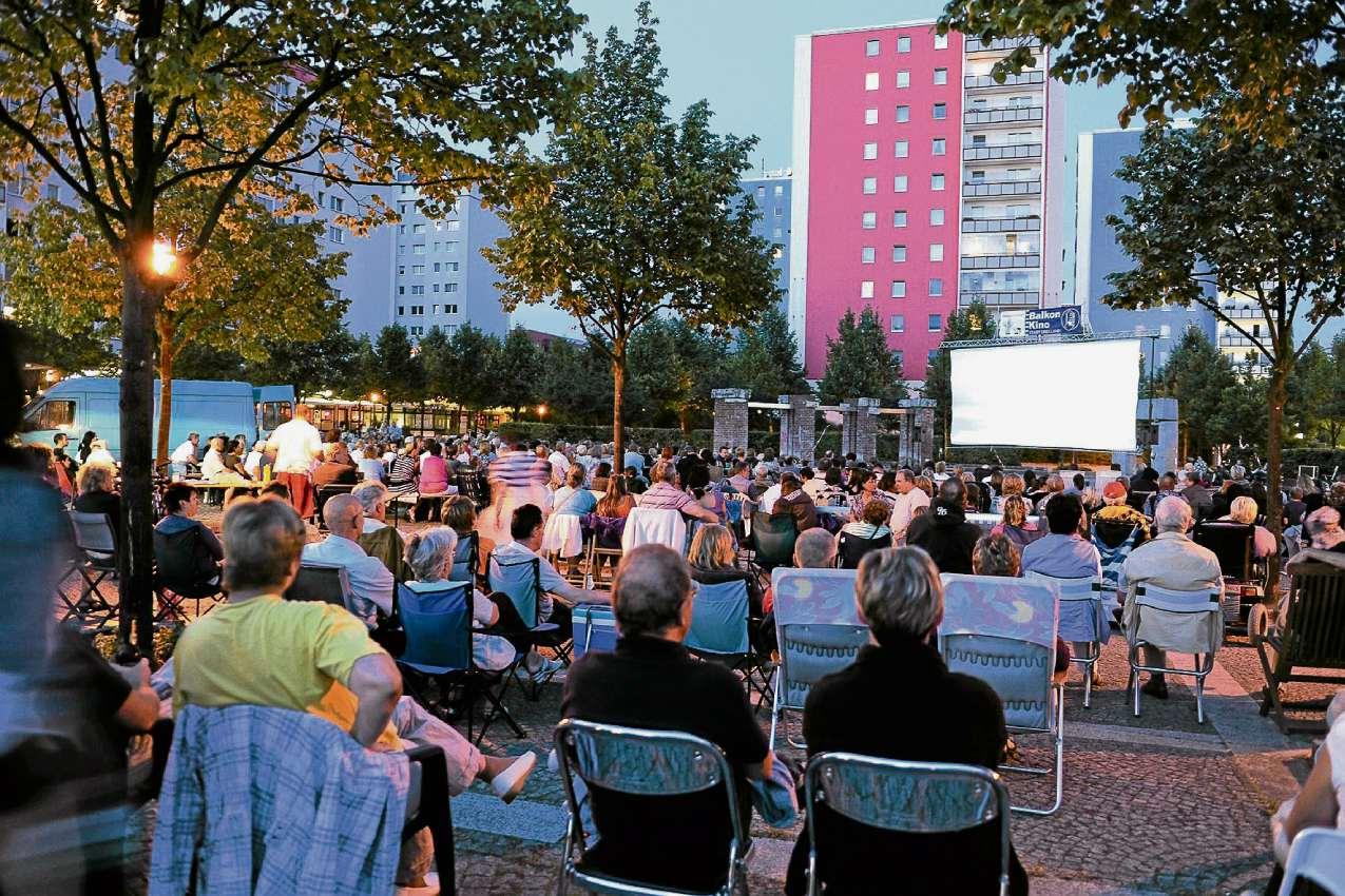 Open-Air Kino für alle