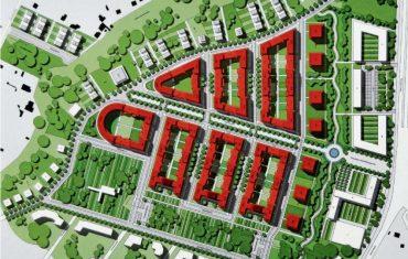 Neues Quartier für Karlshorst