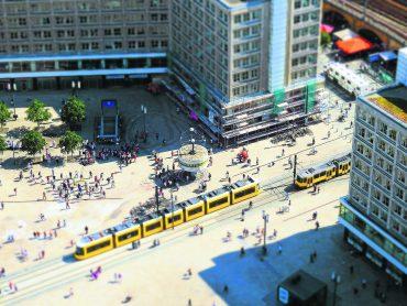 BVG baut für bessere Bahn