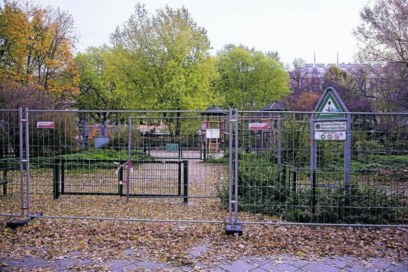 Magdeburger Platz bleibt nachts geschlossen