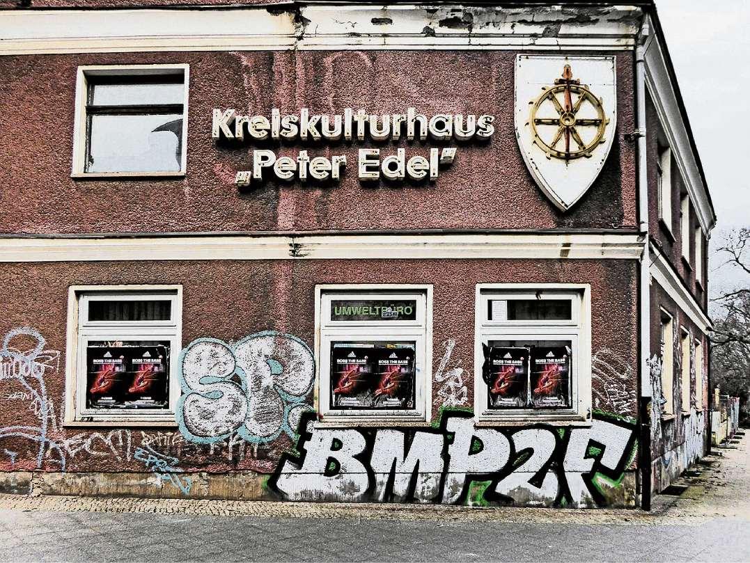 "Das ""Peter Edel"" wird saniert"