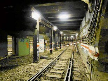 Waisentunnel wird saniert