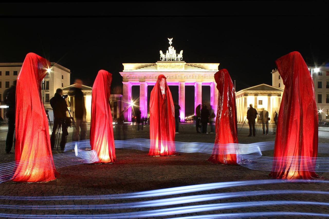 Die bekanntesten Sehenswürdigkeiten Berlins für ausländische Touristen