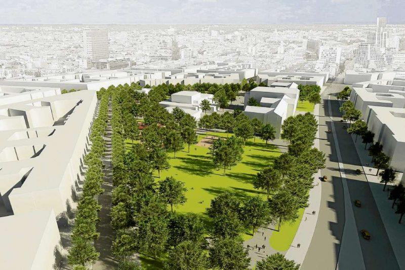 Eine Piazza zum Flanieren
