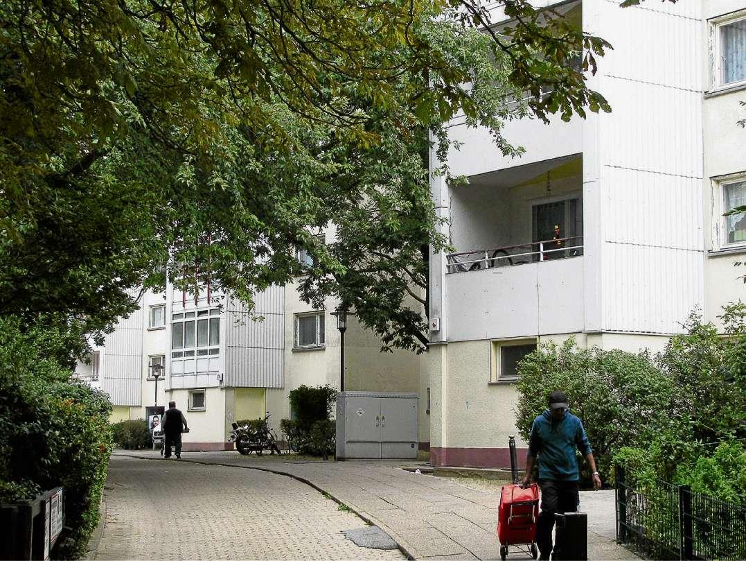 AsbestHorror in der Weißen Siedlung › BERLINER ABENDBLATT