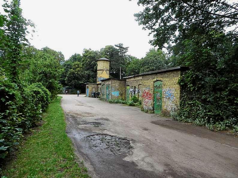 Tierheim contra Gartentraum