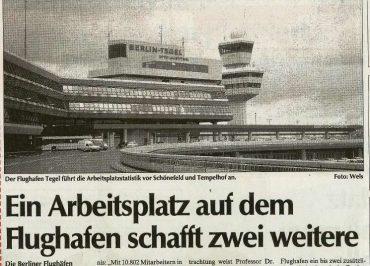Erstmals mehr als 30 Millionen Fluggäste