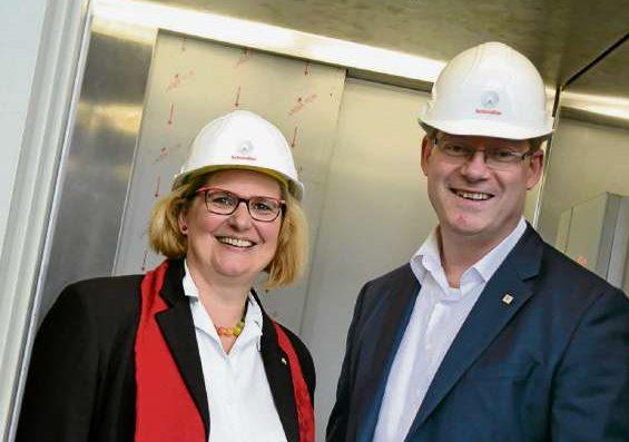Aufzugbauer investiert 44 Millionen Euro
