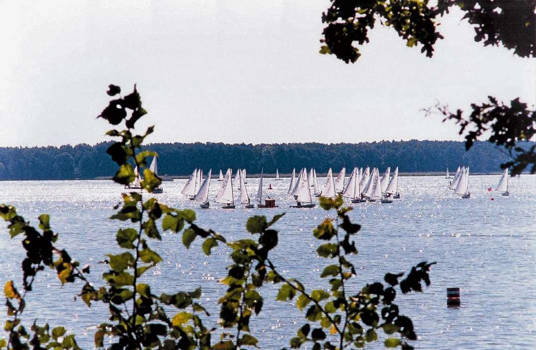 Müggelsee: Boote dürfen bleiben