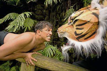 Mit Mogli auf Dschungel-Safari