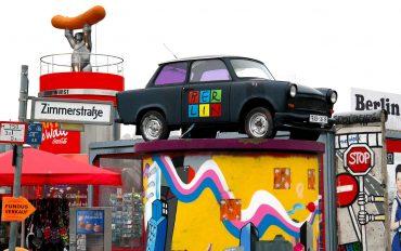 Berlin mit dem Auto entdecken