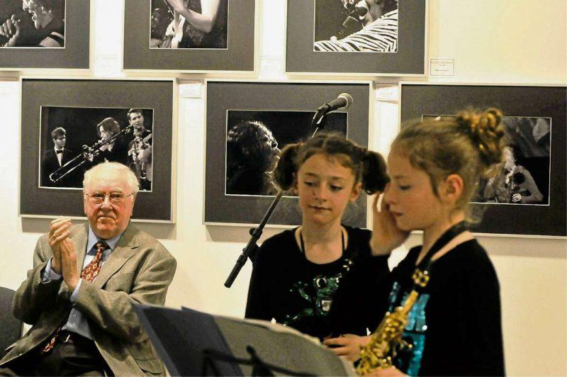 Dr. Jazz schrieb auch Karlshorster Geschichte
