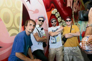 Berlins größtes Graffiti gibt es in Lichtenberg