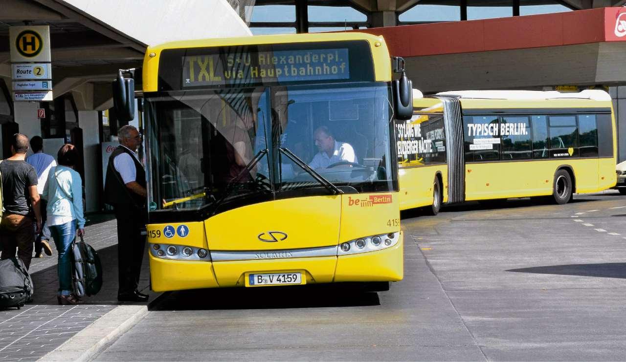 txl bus bis zum alex berliner abendblatt