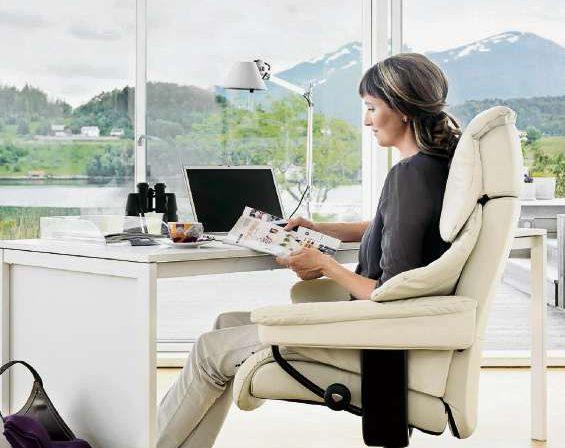 arbeiten im home office berliner abendblatt arbeiten. Black Bedroom Furniture Sets. Home Design Ideas