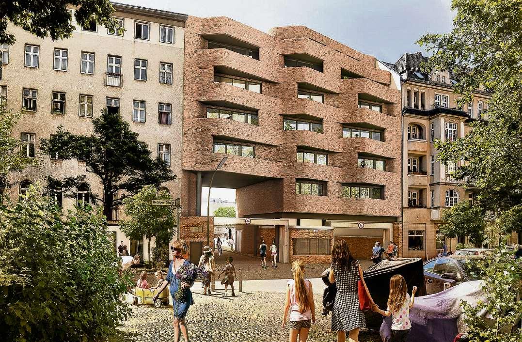 postfuhramt soll kiez werden berliner abendblatt postfuhramt sch neberg stadtentwicklung. Black Bedroom Furniture Sets. Home Design Ideas
