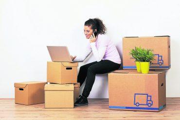 Erster Job, erste Wohnung