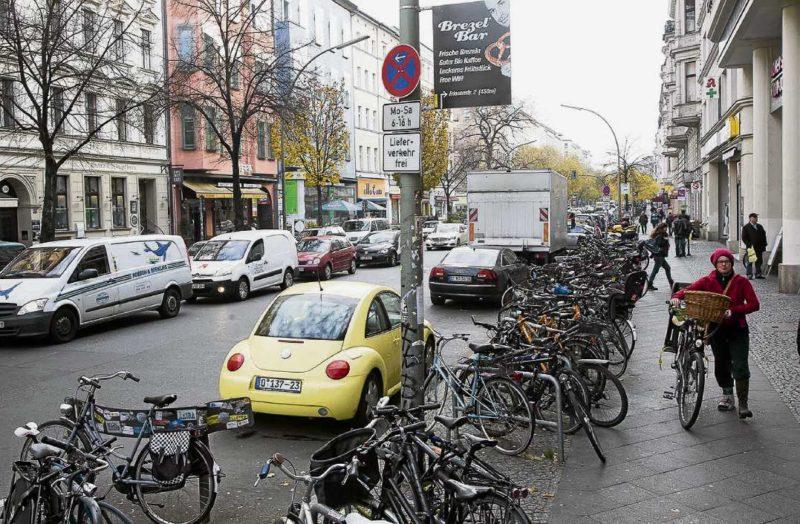 Sitzen statt parken