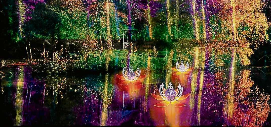 Ein Lichter-Märchen für die Sinne