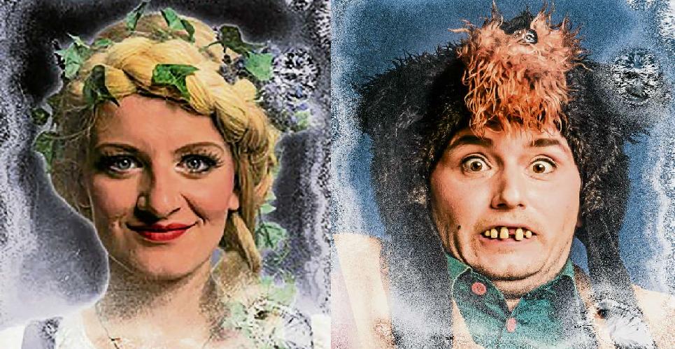 """Märchenspektakel im """"Glaspalast"""""""