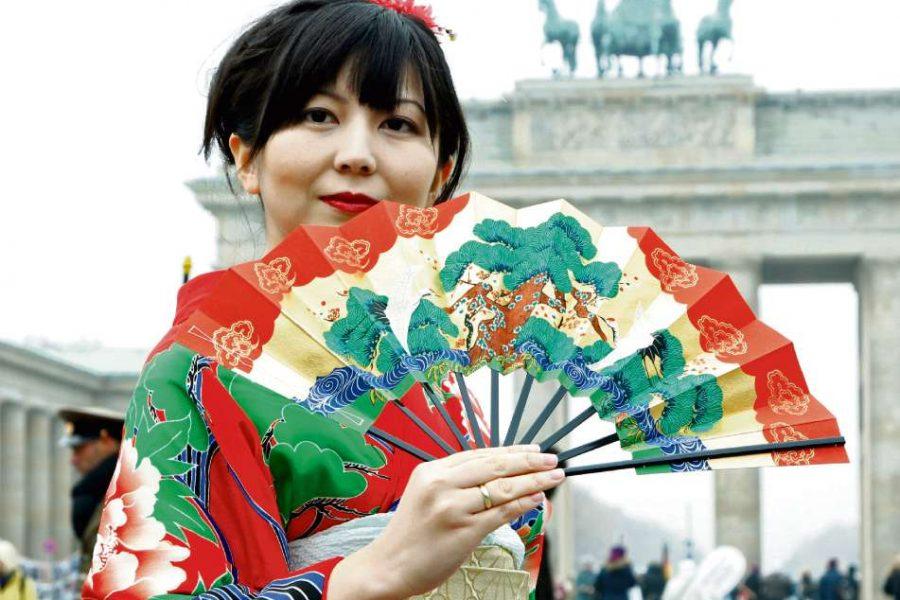 Japan erleben in Berlin
